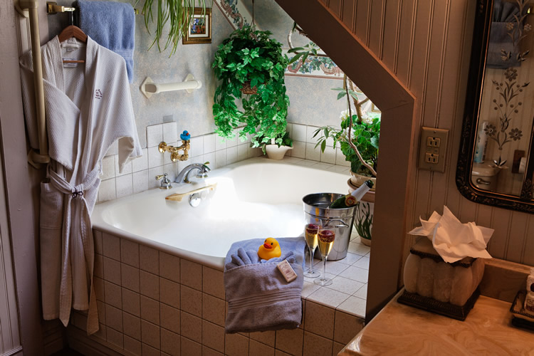 Romantic tubs