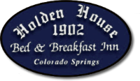 Holden House 1902 Bed & Breakfast Inn Logo