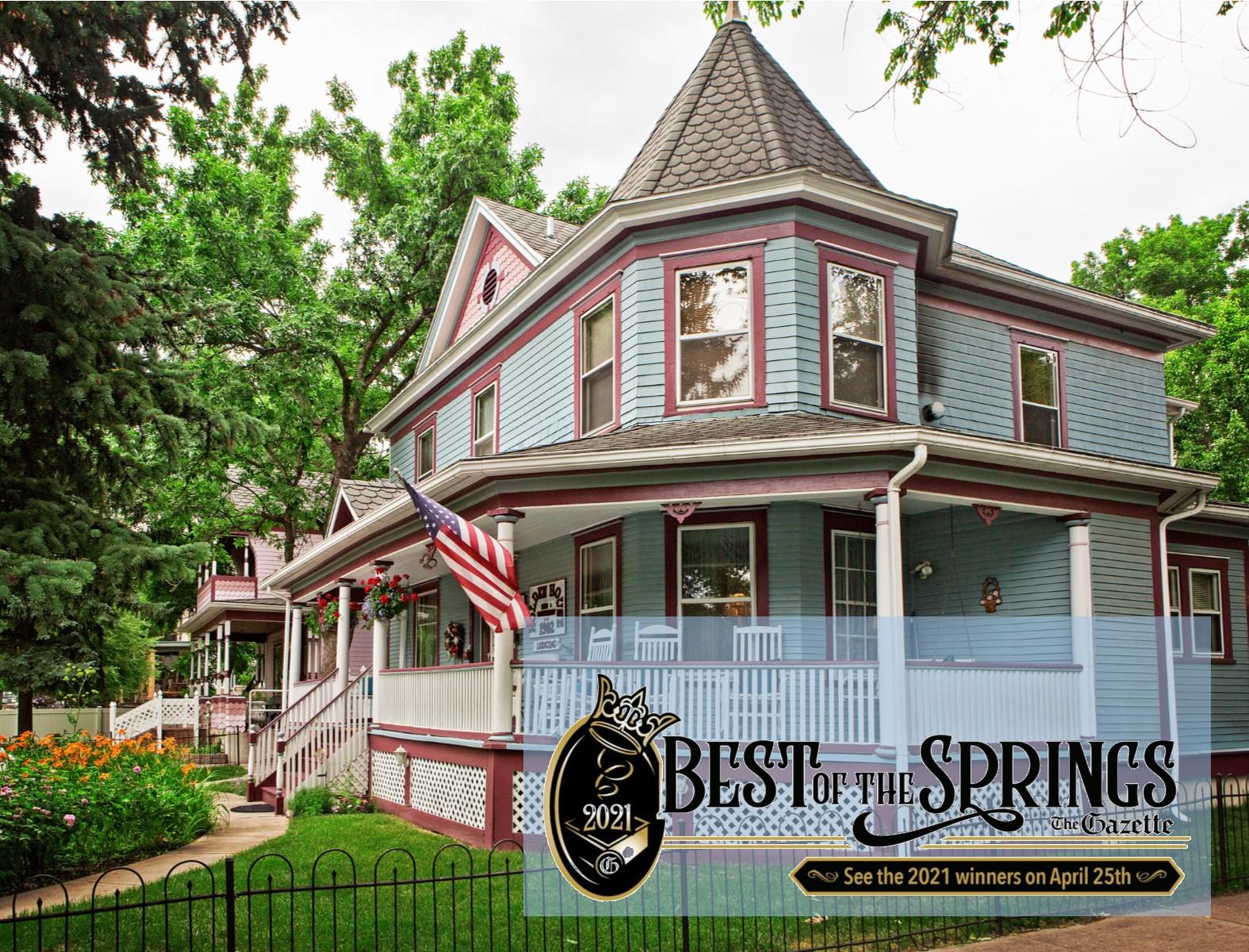 Best of Gazette Holden House