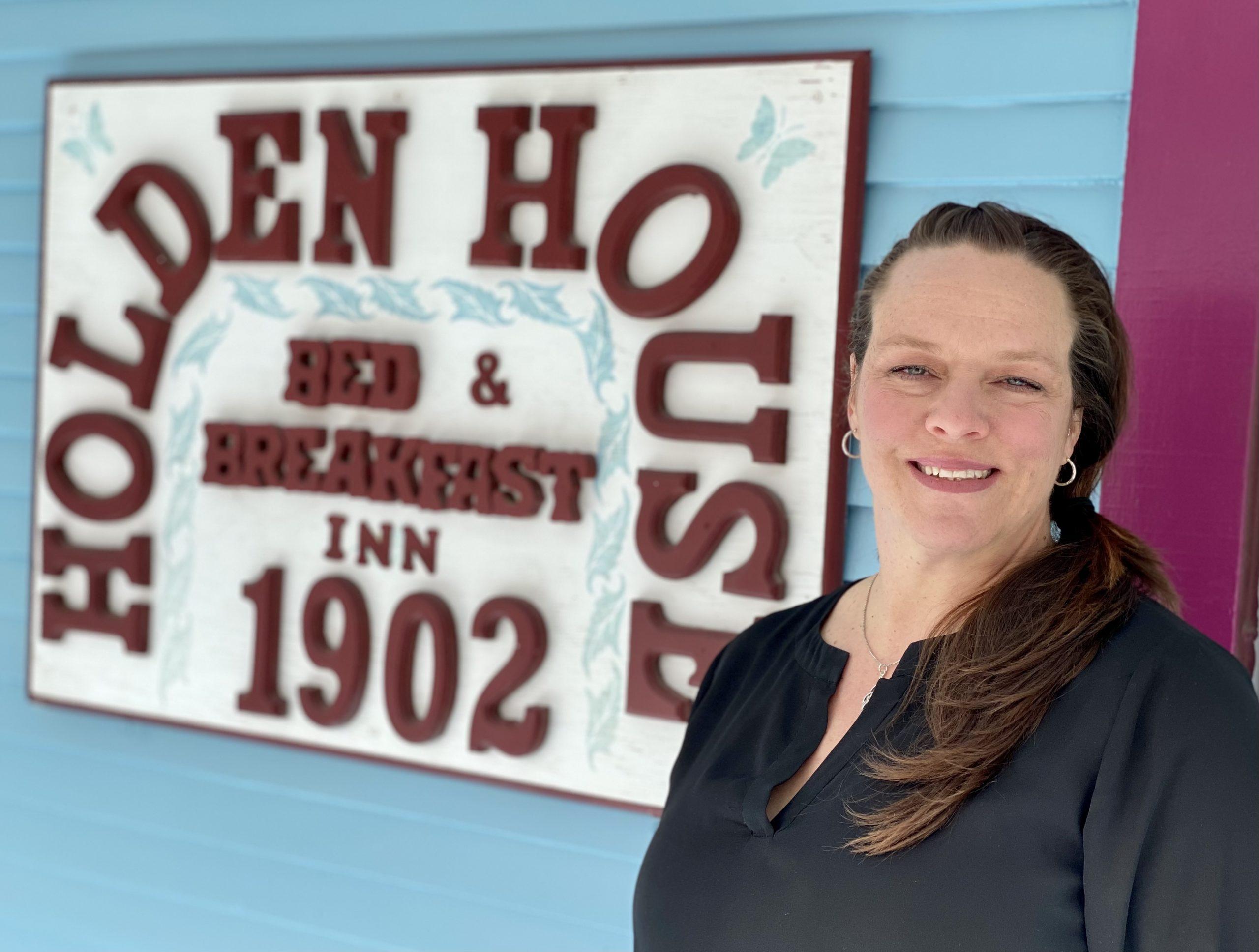 Heather Hidalgo Assistant Innkeeper