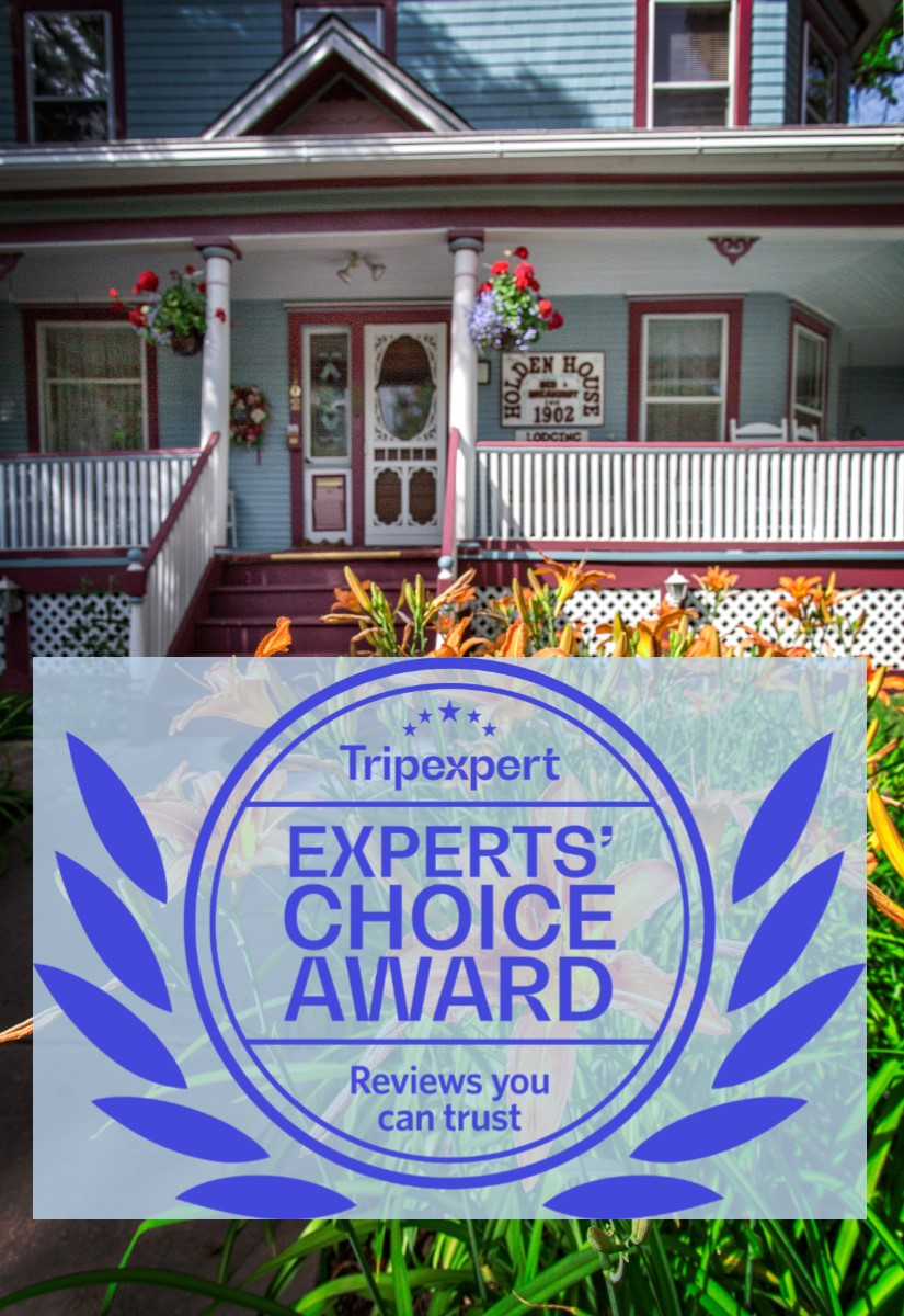 Trip Experts' Choice Award Holden House 1902 Bed & Breakfast Inn Colorado Springs