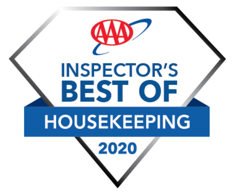 AAA Housekeeping Award for Holden House