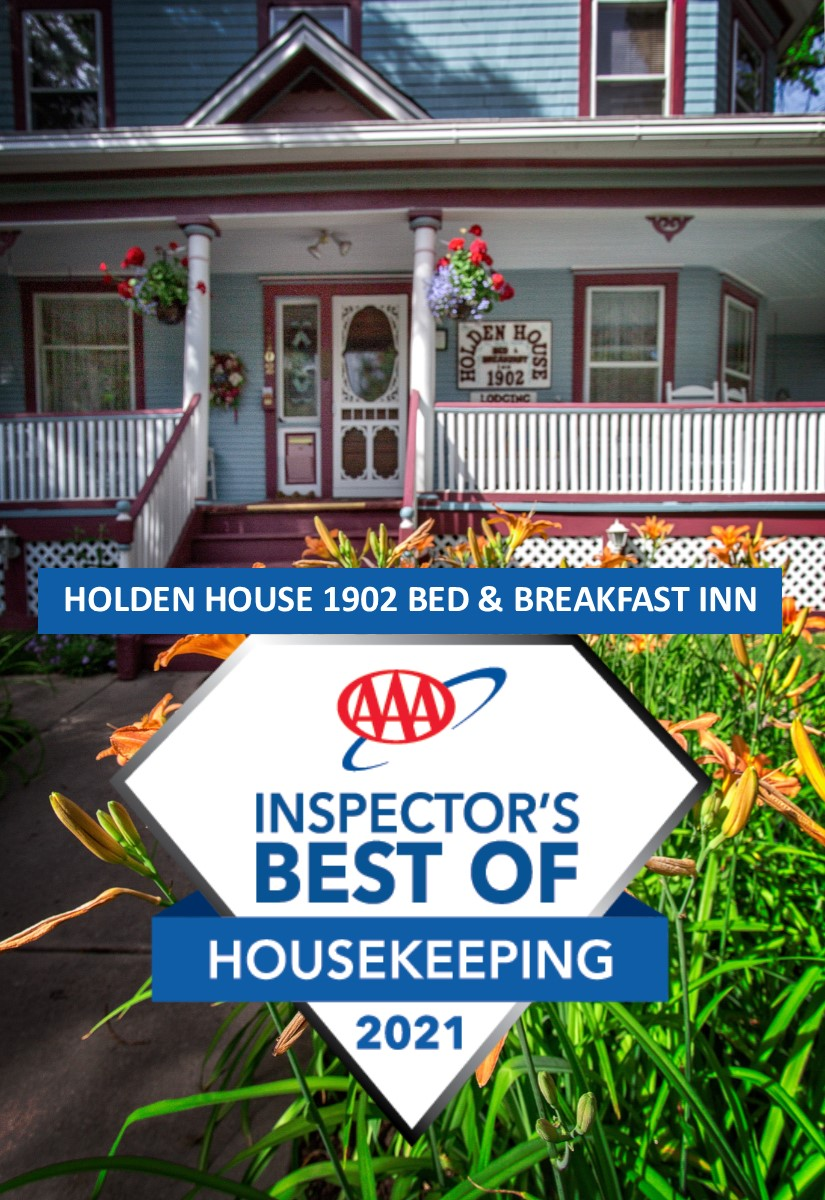 Holden House AAA Housekeeping Award 2021