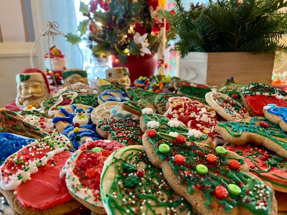 Christmas Cookie Cutouts