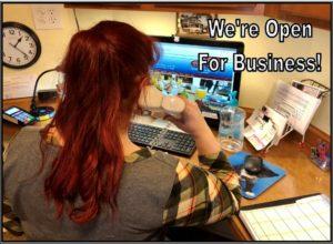 Innkeeper Open For Business B&B