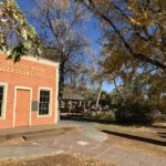 Old Colorado City 1st Territorial Capitol Building