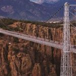 The Royal Gorge Bridge announces a new visitor's center...ready for your visit to Holden House!
